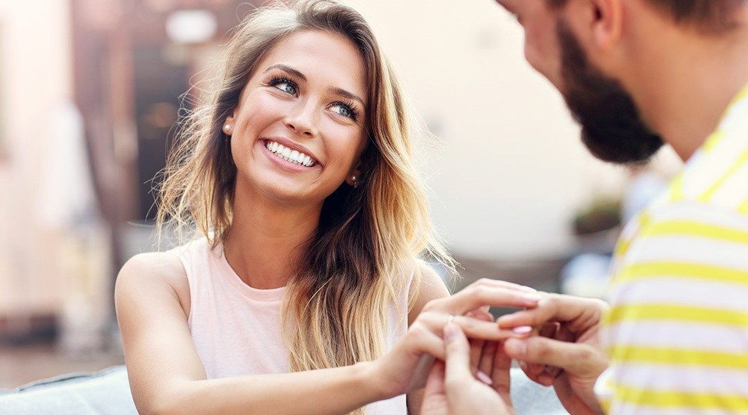 Five Reasons She's the One and Why You Should Propose